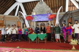 Tak Semegah Dulu, Mari Simak Perayaan 33 Tahun SMA Negeri 1 Sukawati