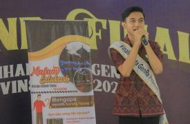 Wow! Ini dia Siswa SUKSMA yang Menyandang Gelar Duta GenRe Favorit Provinsi Bali tahun 2020.