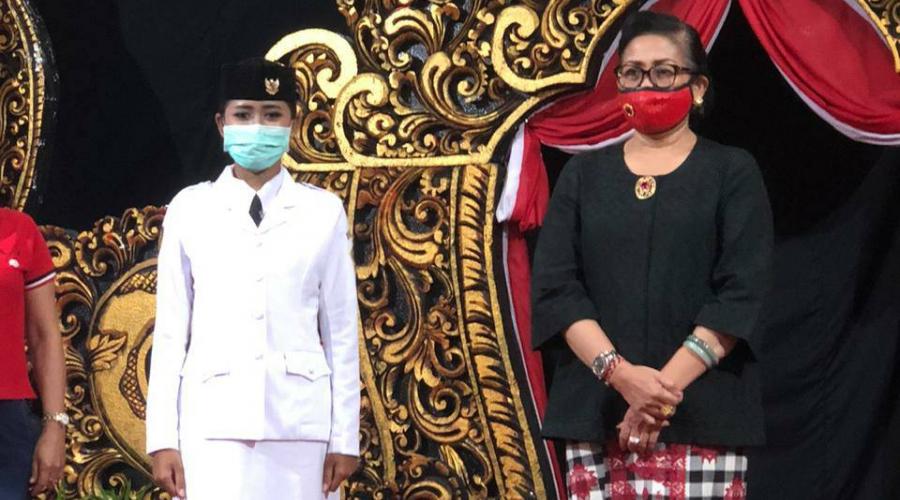 KEREN! Komang Ari Santhani Dewi Meraih Juara 1 Berturut-turut dalam Lomba Pidato Bung Karno di Tingkat Kabupaten hingga Provinsi