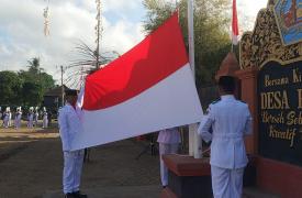 Meski Pandemi Ku Tetap Mencintaimu, Tanah Air Indonesia. NKRI Harga Mati! Selamat Hari Proklamasi Kemerdekaan Republik Indonesia Ke-75! Dirgahayu Indonesiaku