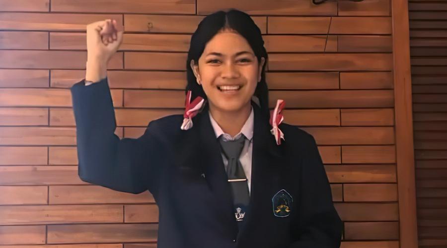 Siswi SUKSMA Memperoleh peringkat 5 Besar dalam Lomba Pidato Tingkat Provinsi