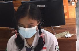 Pelaksanaan Giat KSN Tingkat Provinsi Jenjang SMA/MA di SMA Negeri 1 Sukawati
