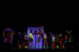 Tampil Dengan Wajah-Wajah Baru, Jungut Sari Teater Tetap Tampil Maksimal