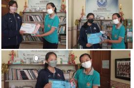 KSPAN SUKSMA Kembali Tunjukkan Prestasi, Gaet 3 Peringkat Teratas Dalam Lomba Reels Challenge Kisara PKBI Bali